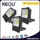 Luz de inundación del lumen LED del poder más elevado del precio de fábrica