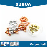 G10-1000 0.8-200mm Gold Coated Ball