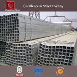 Tubo d'acciaio quadrato del carbonio con il trattamento galvanizzato