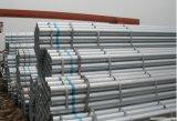 적당 장비를 위한 강철 관의 둘레에 직류 전기를 통하는 얇은 벽