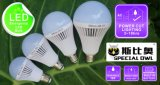 Backup Battery E27 B22를 가진 9W Rechargeable Emergency LED Bulb