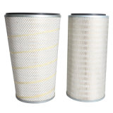Pulso cartucho de filtro de ruido más bajo para prueba de explosiones colector de polvo