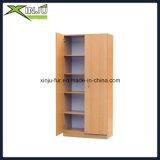 2 Tür-Schlafzimmer-Möbel-Garderobe mit Fächern und Stab
