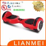 5 самокат UL2272 баланса LG пластичный водоустойчивый электрический Hoverboard IP54 6.5inch цветов