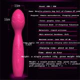 Lustiger Form-Qualität G-Punkt Dildo-elektrische erwachsene Spielwaren für Frauen