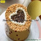 Placas populares da pastelaria do bolo de Europa, placa do bolo, cilindros de Ckae com GV (B&C-K058)