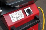 A correia transportadora conservada em estoque de China raspa a máquina