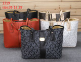 Vrouwen de van uitstekende kwaliteit van de Manier Pu Mk Dame Tote Bags Handbags