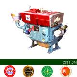 Motor diesel del motor diesel S195 del uso de la agricultura