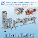Seafood를 위한 2016 하이테크 Weight Sorting Machine