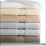Standard européen 70X140cm Super Soft 5PCS Hotel Bath Towel Set (DPFT8079)