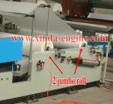 El rodillo semiautomático de la toalla de cocina fabrica la máquina