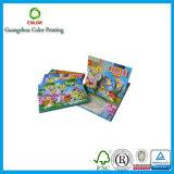 인쇄하는 고품질 주문을 받아서 만들어진 책, 두꺼운 표지의 책 아동 도서 Pirnitng 제조자
