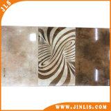 Mattonelle di ceramica della parete della stanza da bagno stabilita del Brown del materiale da costruzione 3060