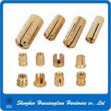 고품질 금속에 의하여 주문을 받아서 만들어지는 Precsion 기계로 가공 기계설비 제품