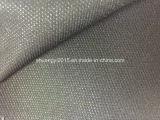Cuoio sintetico del PVC del reticolo di Lychee per il sofà