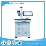Marcador Desktop quente do laser da fibra da venda 10W 20W 30W
