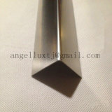 Bronze Miroir Finition Acier inoxydable Straight Edge Tile Trim Inside Corner Metal Edge Trim