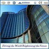 I più grandi moduli solari di vetro della pellicola sottile del fornitore della facciata di BIPV