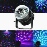 Battary와 USB Party Disco Rotating Light를 가진 3W RGB Light