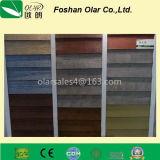 Wood-Grainのファイバーのセメントの側面パネルのボード(建築材料)