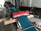 Holo bequeme PVC/PU Riemen-Filmklebepresse integriertes Luft-Kühlendes System