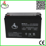 bateria acidificada ao chumbo recarregável 20hr de 12V 100ah VRLA