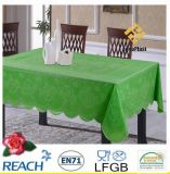 Tablecloth do laço da cor do PVC de 137cm em Rolls