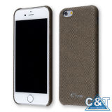 iPhone 6을%s 3 Colors Ultra-Thin Soft Leather Case