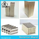 Ímã CD permanente aglomerado forte super da terra rara de classe elevada do fabricante de China/ímã de NdFeB/ímã do Neodymium