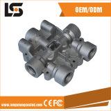 アルミニウムOEMはダイカストのオートバイのエンジン部分を、ダイカストエンジンカバーを