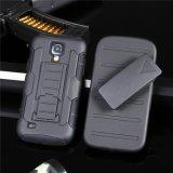 Caja del teléfono de la armadura de la alta calidad para Samsung S4/I9500