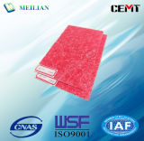 Heat-Resisting Isolierungs-Dynamicdehnungs-Faser-Blatt/Auflage