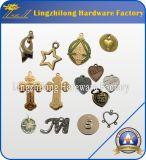 Piccola modifica del braccialetto di rivestimento antico dell'oro, monili di modo