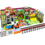 Children를 위한 사탕 House Indoor Playground