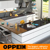 Armadi da cucina all'ingrosso di legno della nuova di disegno alta lacca moderna di lucentezza (OP16-L19)