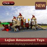 De duurzame Nieuwe Dia van de Speelplaats van de Jonge geitjes van het Ontwerp Openlucht (X1506-11)