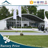 ExhibitionのためのStructureアルミニウム25m*40m Durableの重義務Dome Roof Tent