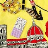 Caja simple de la PC de los flamencos de Central Europe Butterflys para iPhone6
