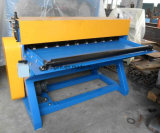 Cortador de aço galvanizado cortado a máquina de comprimento