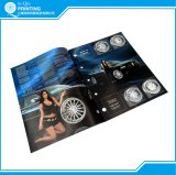 Full experiente Color Brochure Printing com Free Storing