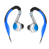 Carbonio Fiber Stereo Wireless per il iPhone Mobile -Ear in Earphone (REP-802ST)