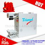 Faser-Laser-Markierungs-Maschine des Triumph-20W für Stich-Metall/Plastik/Edelstahl/Schmucksachen