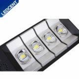 Indicatore luminoso di via bianco della carreggiata 160W LED con il FCC di RoHS del Ce