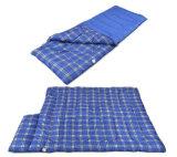 キャンプの厚い綿は接続された-5程度の寝袋である場合もある