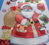 Snelle het Verkopen Kerstmis die Stickers verfraait
