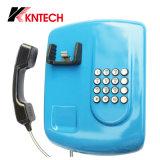 Telefono Emergency Knzd-04 della Banca della manopola automatica del sistema di controllo di accesso
