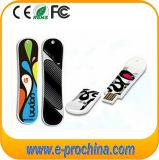 Mecanismo impulsor del flash del USB del PVC con el regalo de los deportes para la muestra libre