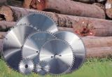 O Tct da estaca viu as lâminas para os perfis de alumínio