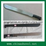 Machete de la caña de azúcar del machete M252 con la maneta plástica de madera